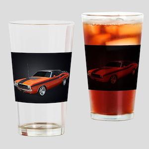Classic Car 234 Drinking Glass