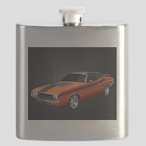 Classic Car 234 Flask