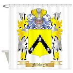 Filchagin Shower Curtain