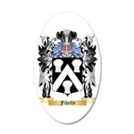 Fihelly 20x12 Oval Wall Decal