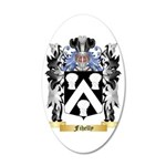 Fihelly 35x21 Oval Wall Decal