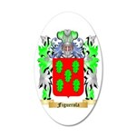 Figuerola 35x21 Oval Wall Decal