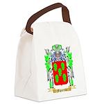 Figuerola Canvas Lunch Bag