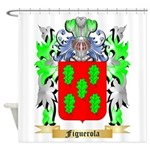 Figuerola Shower Curtain