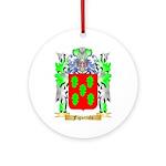 Figuerola Ornament (Round)
