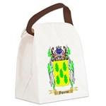 Figueroa Canvas Lunch Bag
