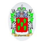 Figueres Ornament (Oval)