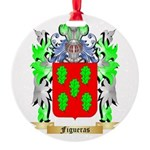 Figueras Round Ornament