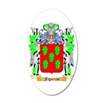 Figueras 20x12 Oval Wall Decal