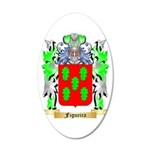 Figueira 20x12 Oval Wall Decal