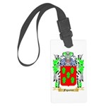 Figueira Large Luggage Tag