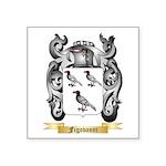 Figovanni Square Sticker 3
