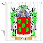 Figge Shower Curtain