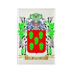 Figarol Rectangle Magnet (100 pack)