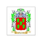 Figarol Square Sticker 3