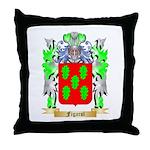 Figarol Throw Pillow
