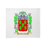 Figarol Throw Blanket