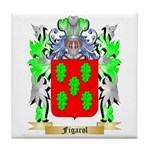 Figarol Tile Coaster