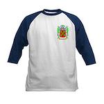 Figadere Kids Baseball Jersey