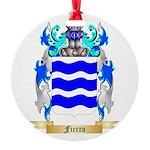 Fierro Round Ornament