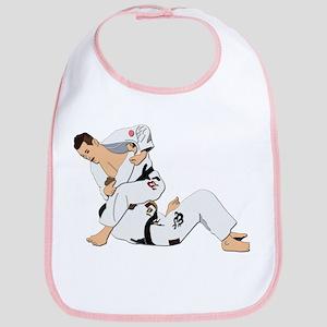 Jiu Jitsu Fighter Bib