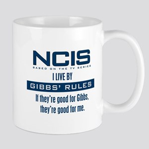 I Live by Gibbs' Rules Mug