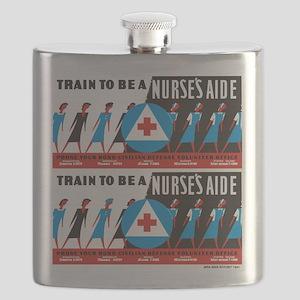 Train to be a nurses aid Flask
