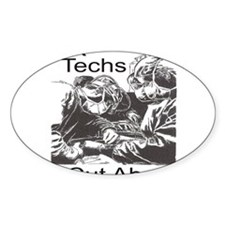 OR techs Sticker