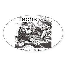 OR techs Sticker