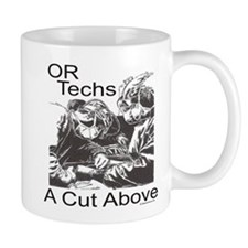 OR techs Mugs