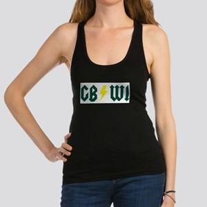Green Bay Wisconsin Racerback Tank Top