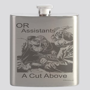 OR assistants Flask
