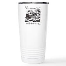 OR assistants Travel Mug
