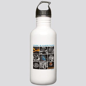 General ultrasound images Water Bottle