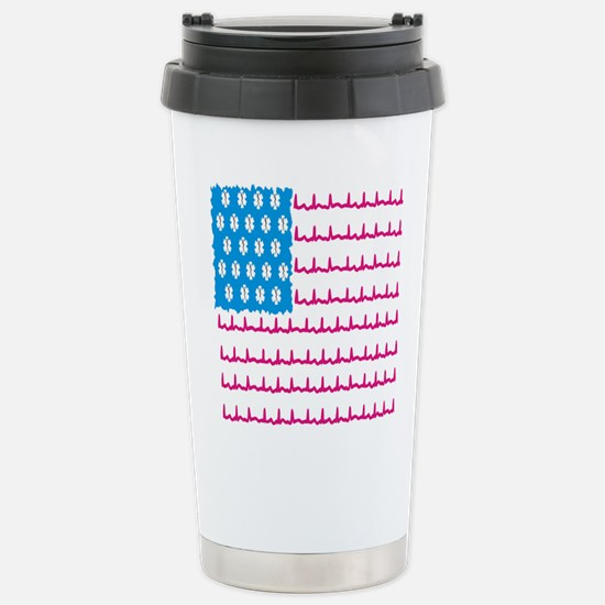 EMS flag Travel Mug