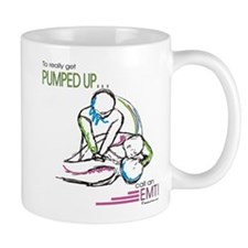 Pumped up EMT Mugs