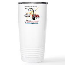 Dispatchers lead the way Travel Mug