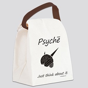 Psyche Canvas Lunch Bag