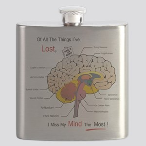 I miss my mind Flask