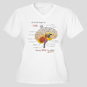 I miss my mind Plus Size T-Shirt