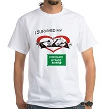 I survived my coronary bypass T-Shirt
