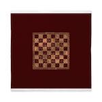 Antique Chess Queen Duvet