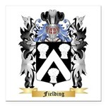 Fielding Square Car Magnet 3