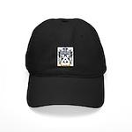 Fielder Black Cap
