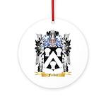 Fielder Ornament (Round)