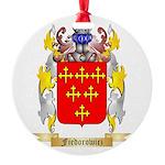 Fiedorowicz Round Ornament