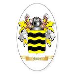 Fidler Sticker (Oval 50 pk)