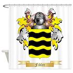 Fidler Shower Curtain