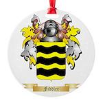 Fiddler Round Ornament