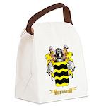 Fiddler Canvas Lunch Bag